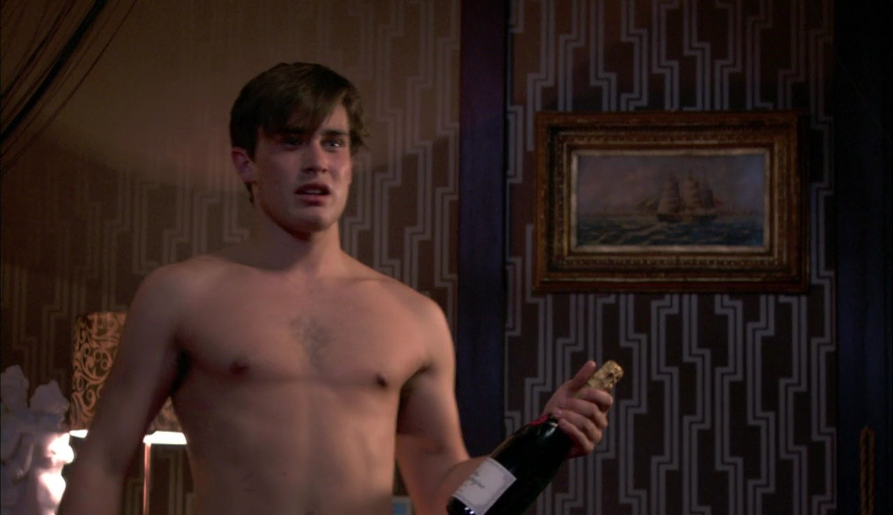 Christian cooke naked in trinity